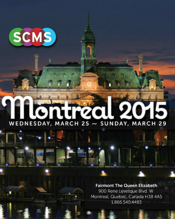 SCMS Conference Logo 2015