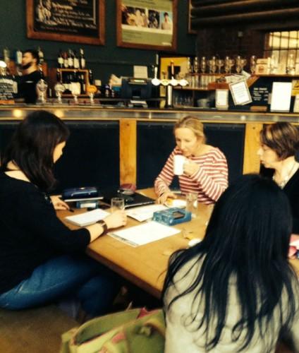 First 2015 Team Meeting